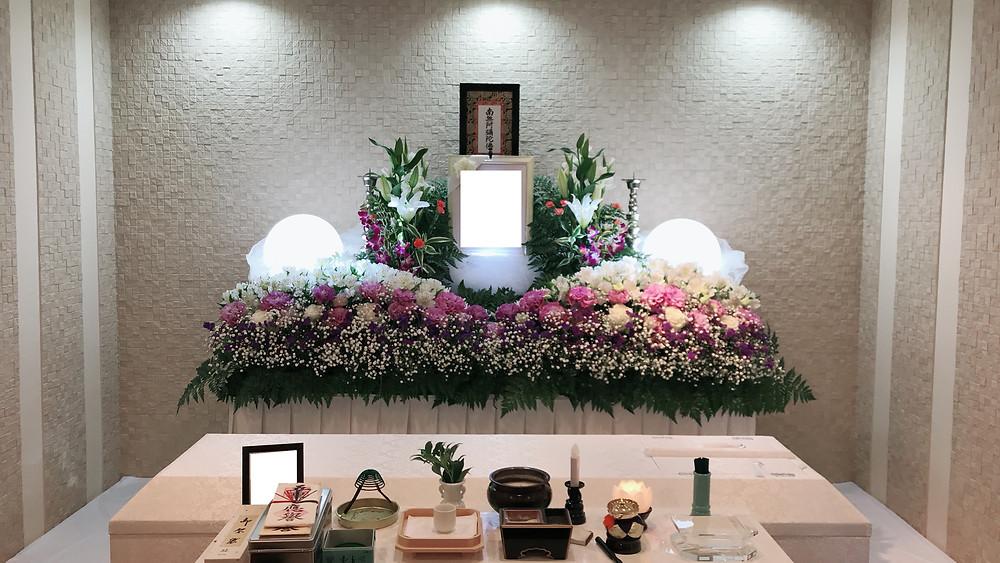大今里西,家族葬,東成区,大阪市,葬儀,直葬