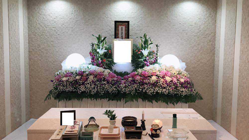 あんしん館今里,少人数,葬式,葬儀,家族葬,安い