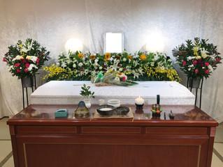 【葬儀事例】神戸市での家族葬