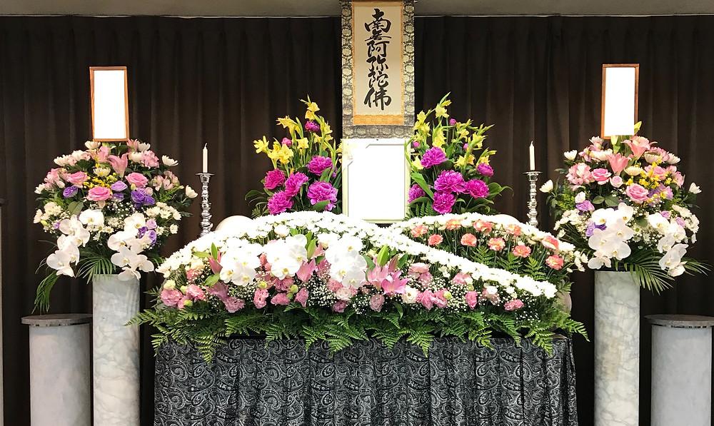西宮,家族葬,葬儀,甲子園,あんしん館,