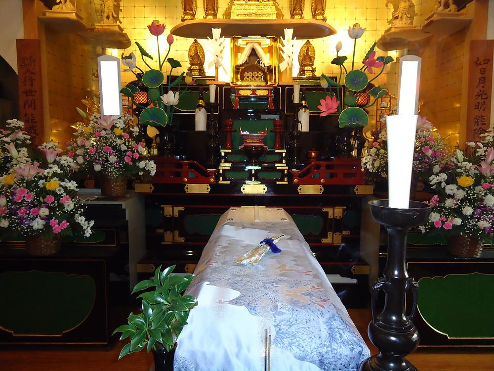 芦屋市家族葬