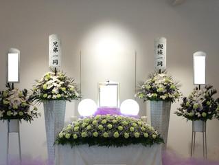【葬儀事例】尼崎市での一日葬