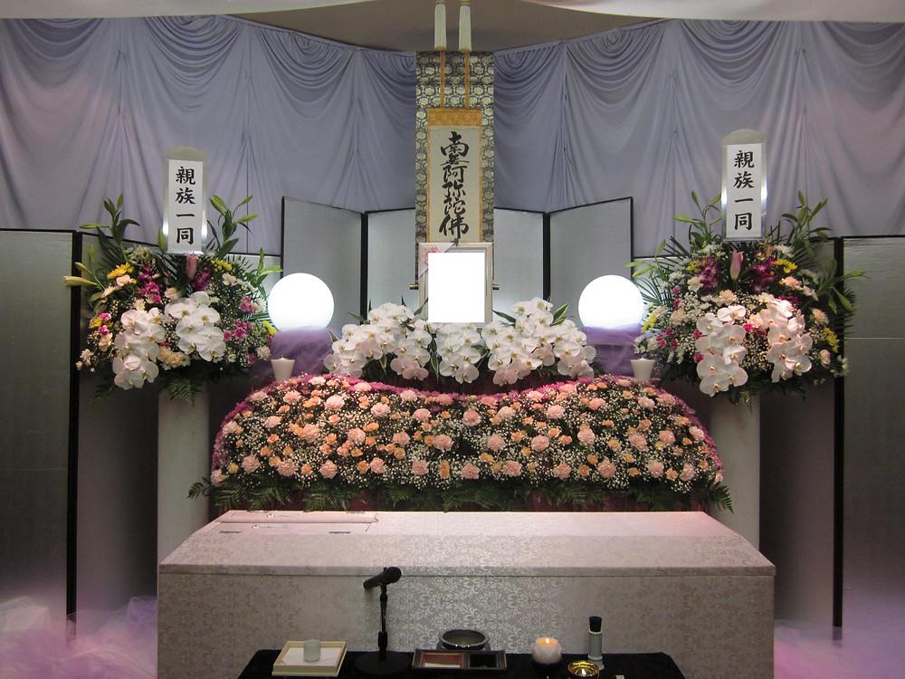 西宮市での家族葬