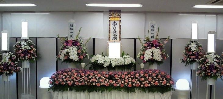 川西市での家族葬
