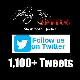 Johnny Boy Tattoo Sherbrooke