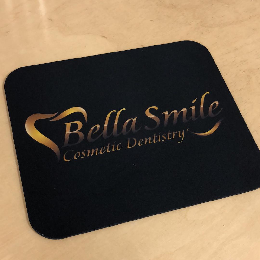Mousepads Bella Smile