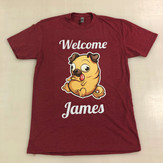 Welcome James