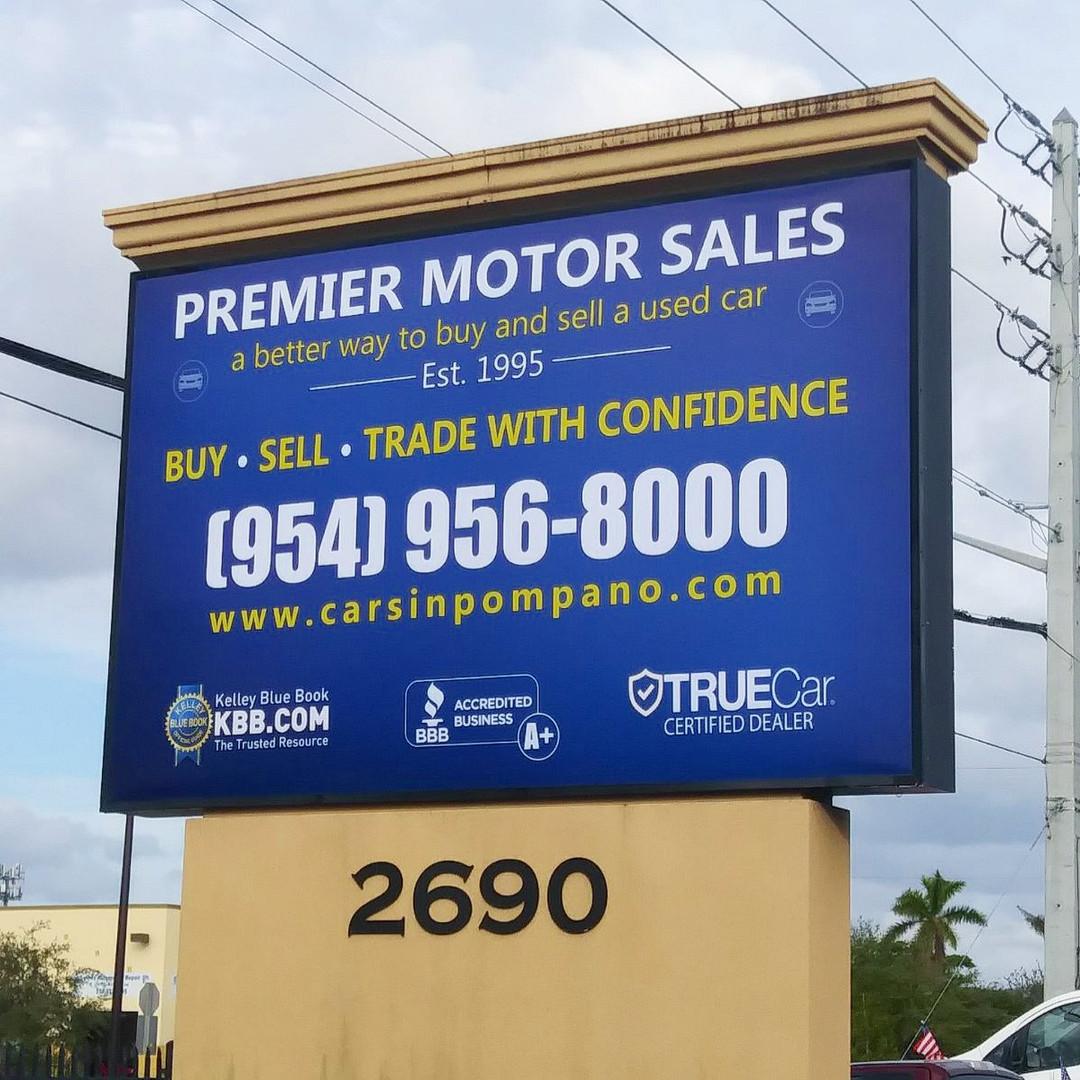 Premier Motor Sales