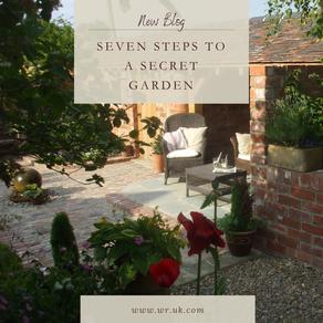 7 Steps to a Secret Garden