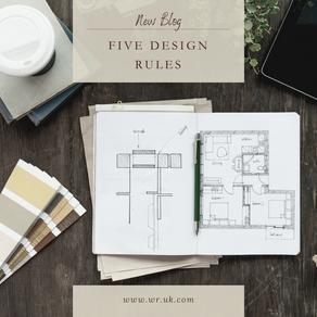 Five Design Rules