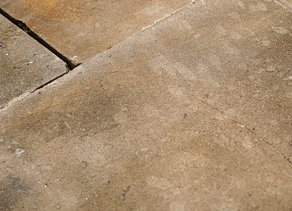 Bathstone Paving