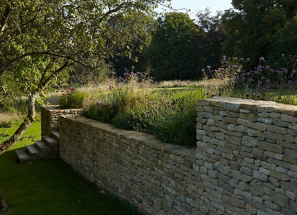 Reclaimed Cotswold Walling Stone