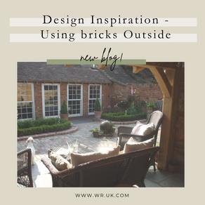 Featuring bricks in your Garden?