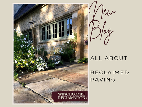 All about Reclaimed Paving