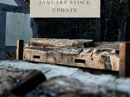 January Yard Stock Update