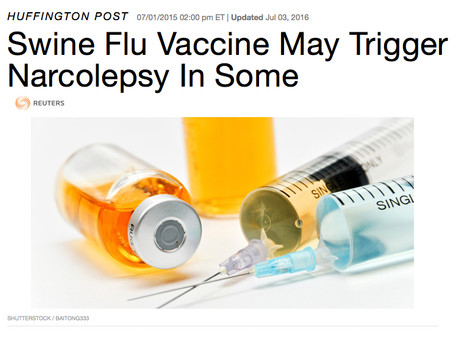 Vaccines & Narcolepsy