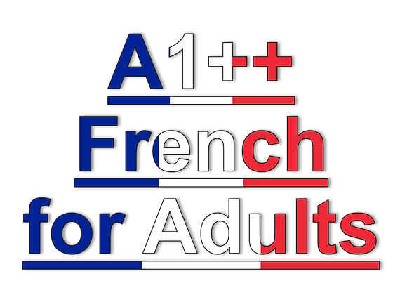 A1++ French for Adults