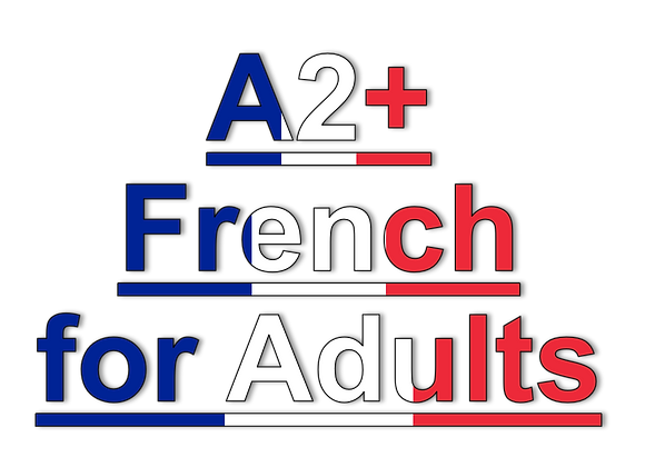 A2+ French for Adults