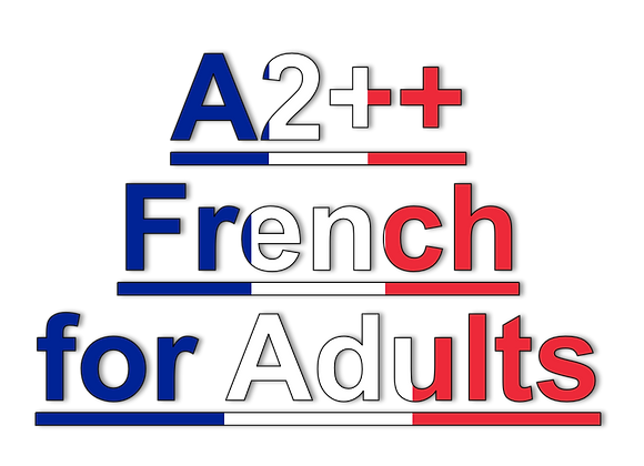 A2++ French for Adults