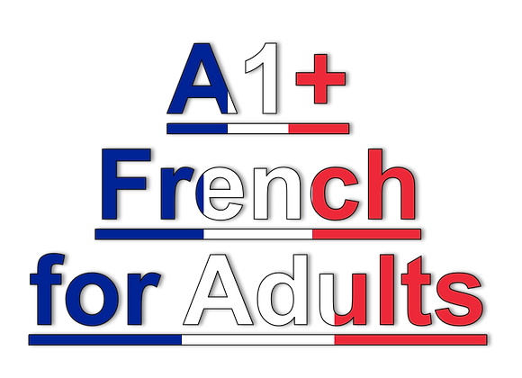 A1+ French for Adults