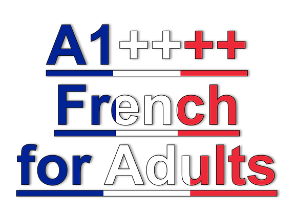 A1++++ French for Adults