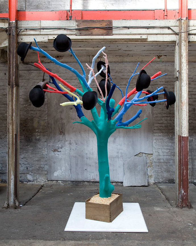 Nic Parnell, Hat Stand