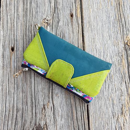Wallet - Multicolour Roses