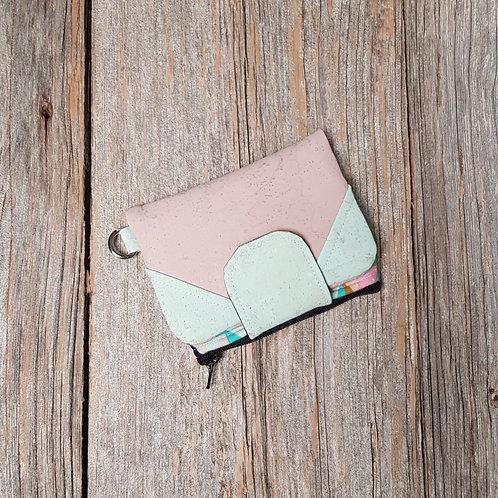 Mini Wallet - Geometric