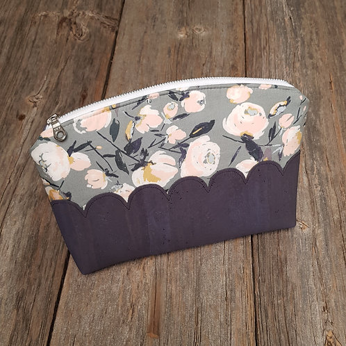 Cosmetic Bag - Watercolour Floral