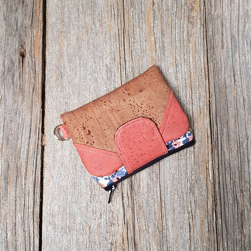 Mini Wallet - Periwinkle Rosa