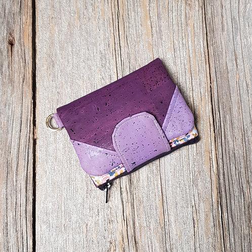 Mini Wallet - Violet Rosa