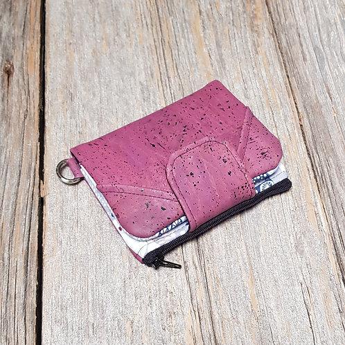 Mini Wallet - Owls