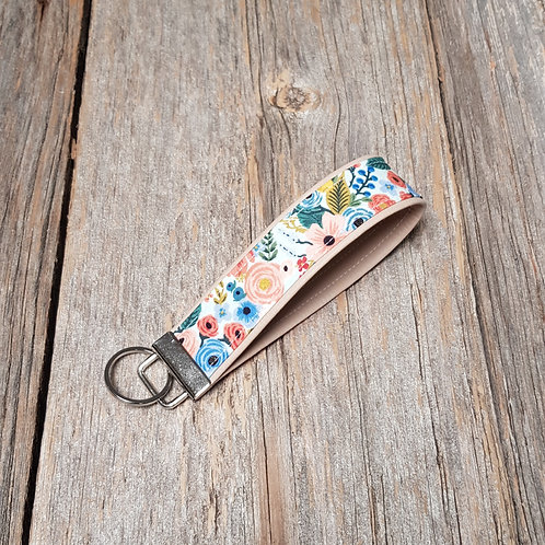 Key Fob - Wildwood (nickel)