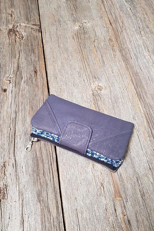 Wallet - Blueberries
