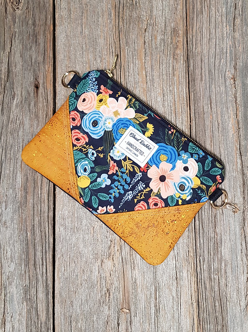 Sable Clutch - Garden Party x Yellow