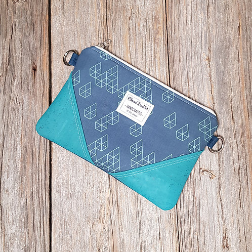 Sable Clutch - Geodrop x Aqua