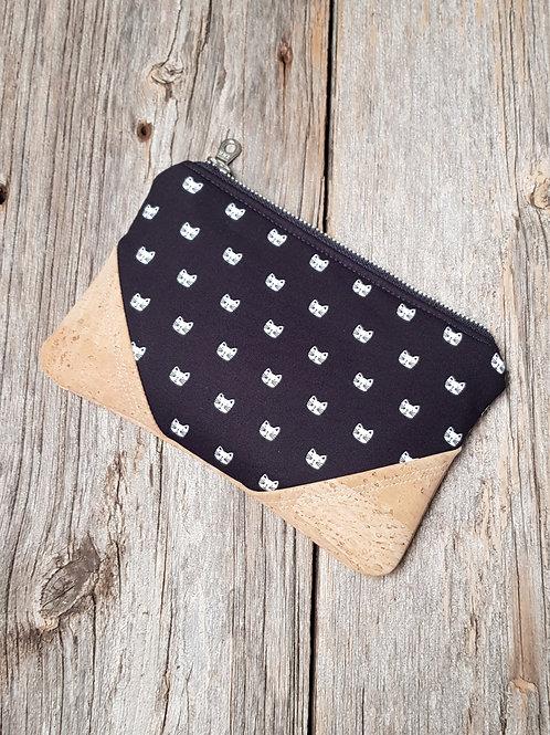 Essential Oil Bag - Cat Dots