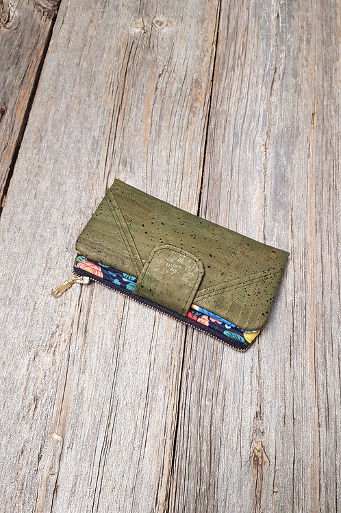 Wallet - Garden Party x Olive