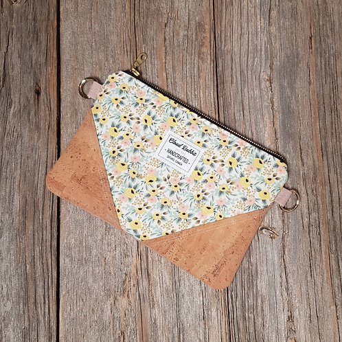 Sable Clutch - Yellow Rosa x Natural