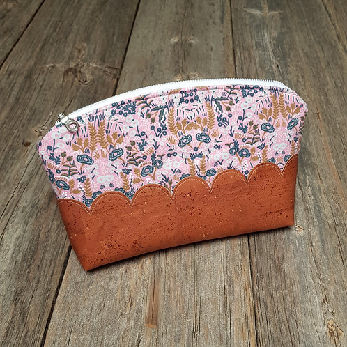 Cosmetic Bag - Violet Tapestry