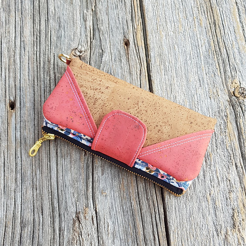 Wallet - Periwinkle Rosa