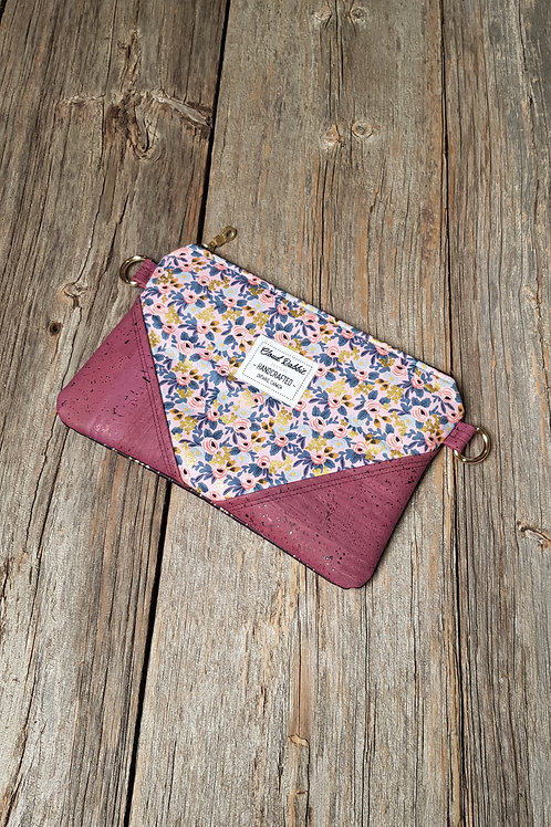 Sable Clutch - Violet Rosa x Purple