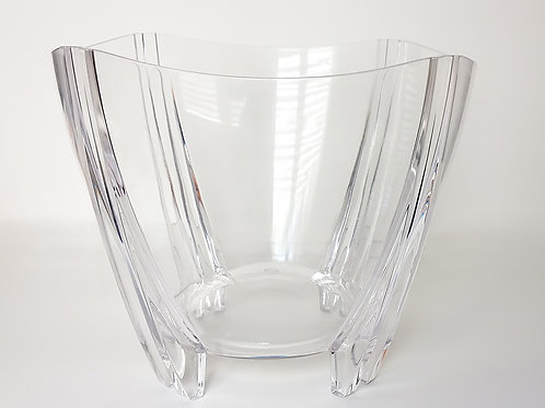Clear Plastic Ice/Beverage Bucket