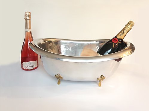 High Gloss Stainless Bath Tub Bucket