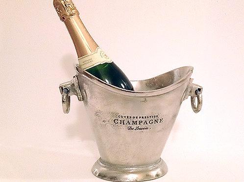 Hammered One Bottle Champagne Bucket