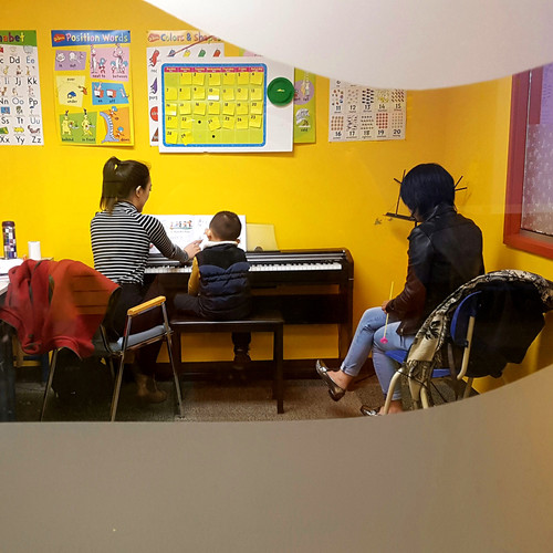 1 on 1 Piano Lesson