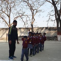 Junior Sport events