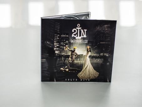 Lançamento CD Xeque Mate!