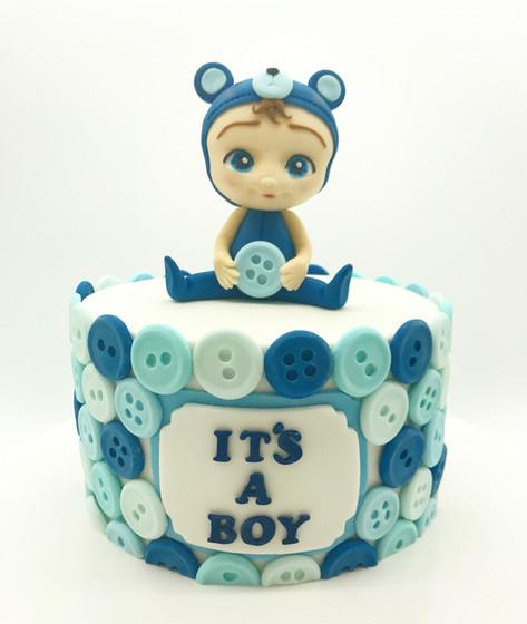 Motivtorte It's a boy
