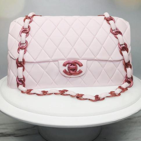 Motivtorte Chanel-Tasche
